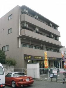 インフィニティ別宮