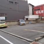 米屋町駐車場1