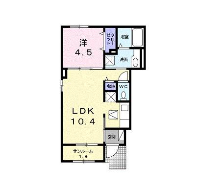 md矢田アパート1F