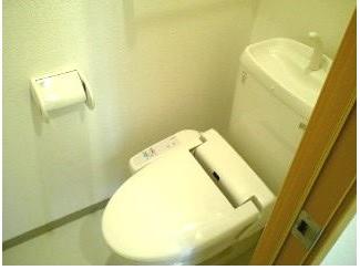 フィデールK トイレ